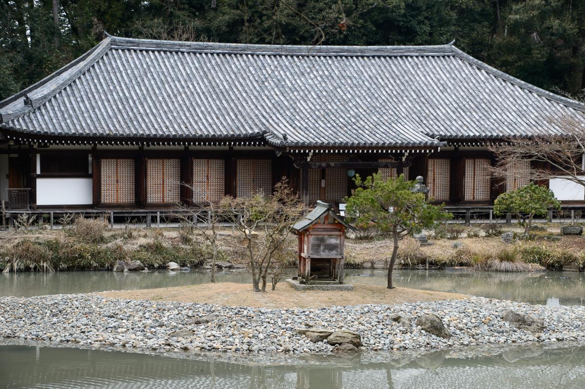 浄瑠璃寺本堂(九体寺本堂)