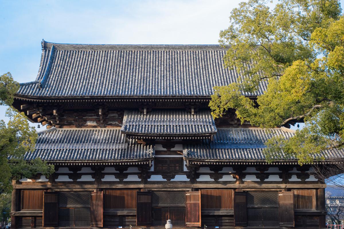 教王護国寺金堂
