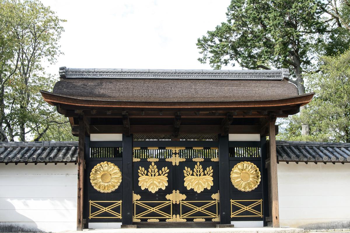 醍醐寺三宝院 唐門