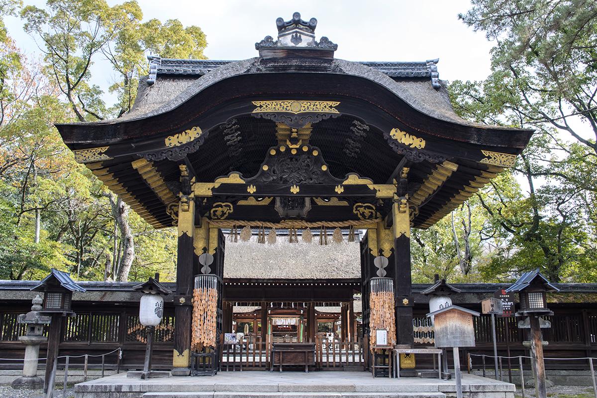 豊国神社唐門